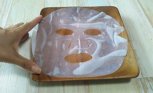 お米のマスク 毛穴撫子の大きさ