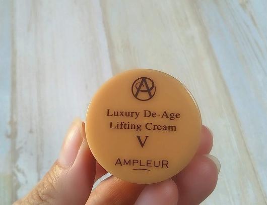 アンプルール リフティングクリーム