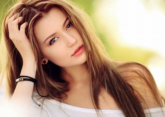 美人な女性